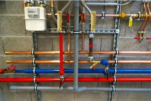 Hot and Cold Pipes